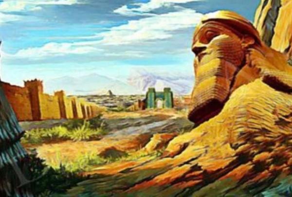 Возвышение Ассирии