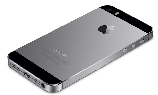 5s gray