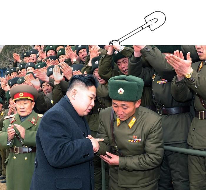 """""""Во второй мировой войне наши народы воевали плечом к плечу - в одном окопе и в одном самолете"""", - в Хабаровске открыли класс корейско-российской дружбы с портретами Путина и Ким Ир Сена - Цензор.НЕТ 5639"""