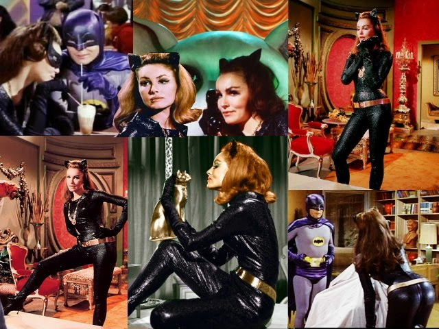 Catwoman Julie 0a Collage Luis A Rojas