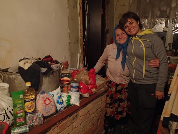 Гуманитарная помощь Новороссии