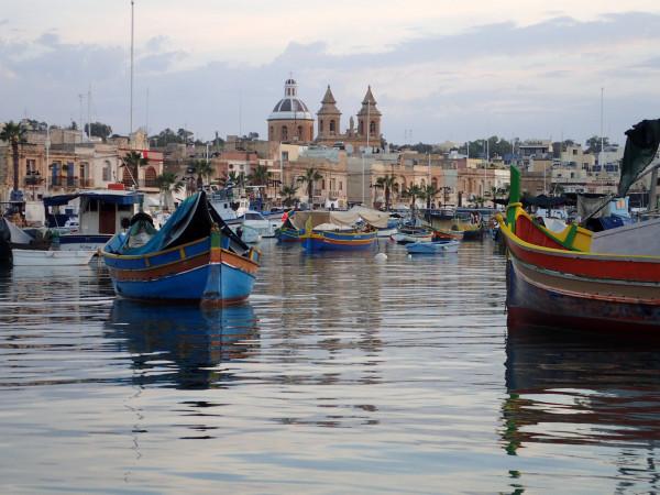 Мальтийцы очень расслабленный народ