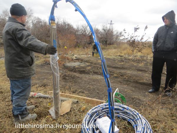 Water for Pervomaysk, part 3