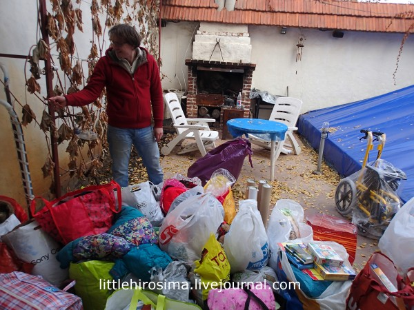 Donbass Humanitarian Aid, part 10