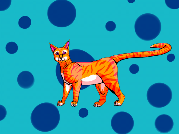Cat Samplenolines