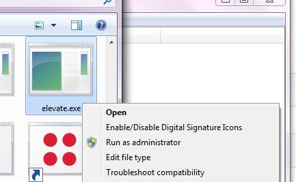 [Explorer context-menu]