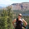 Lulu's 1st Hike...