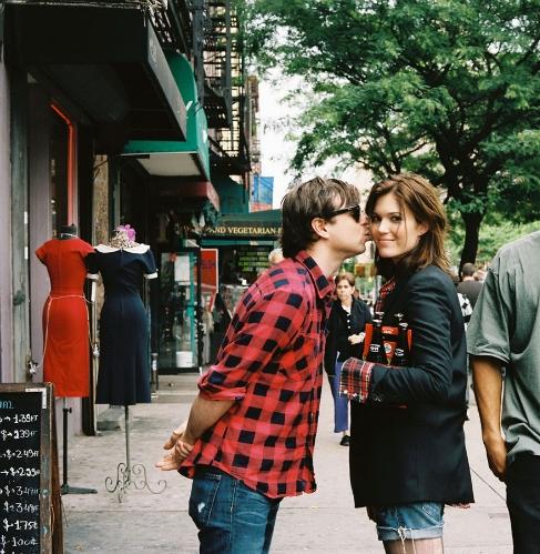 Mandy Moore couple