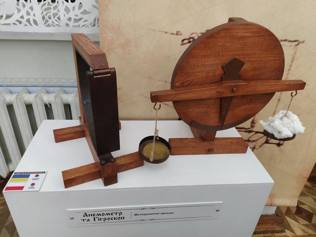 Устройства для измерения влажности воздуха и силы ветра