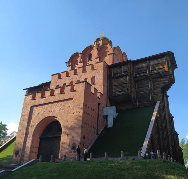 Экскурсия от Золотых ворот до Андреевского спуска
