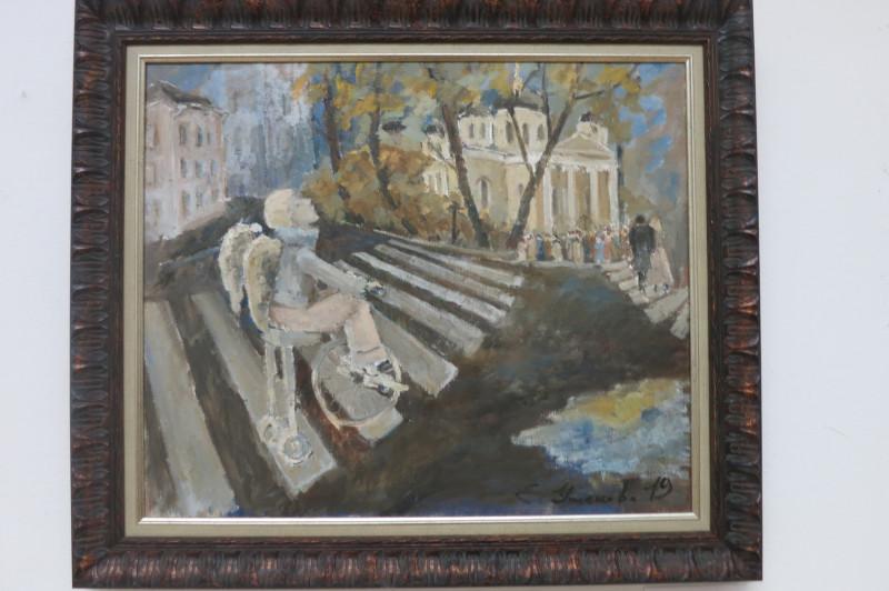 Елена Ушакова. Твой ангел