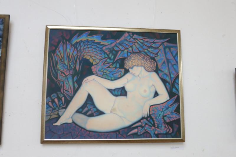 Анатолий Алексеев. Андромеда