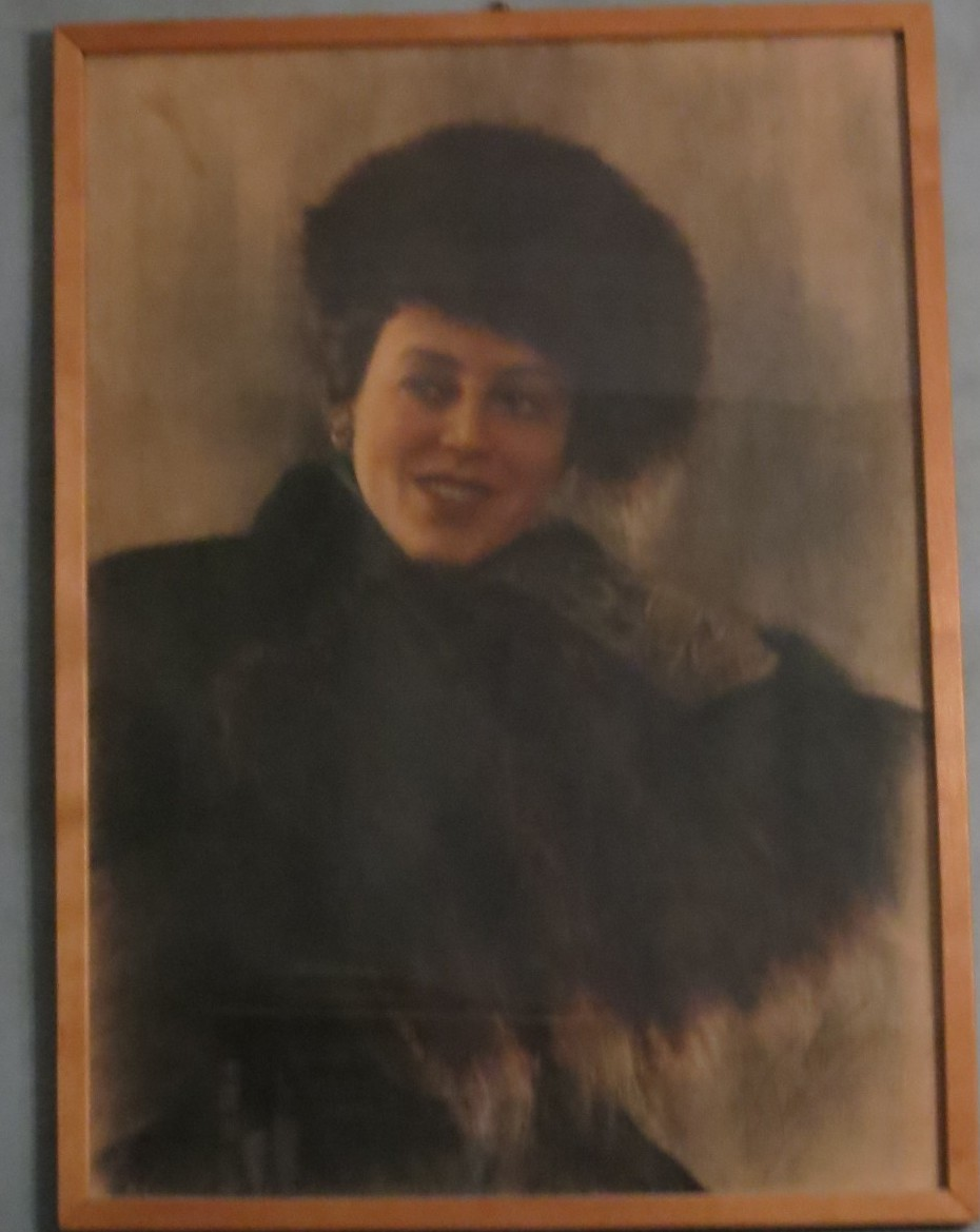 Генриетта Иосифовна.Райцых