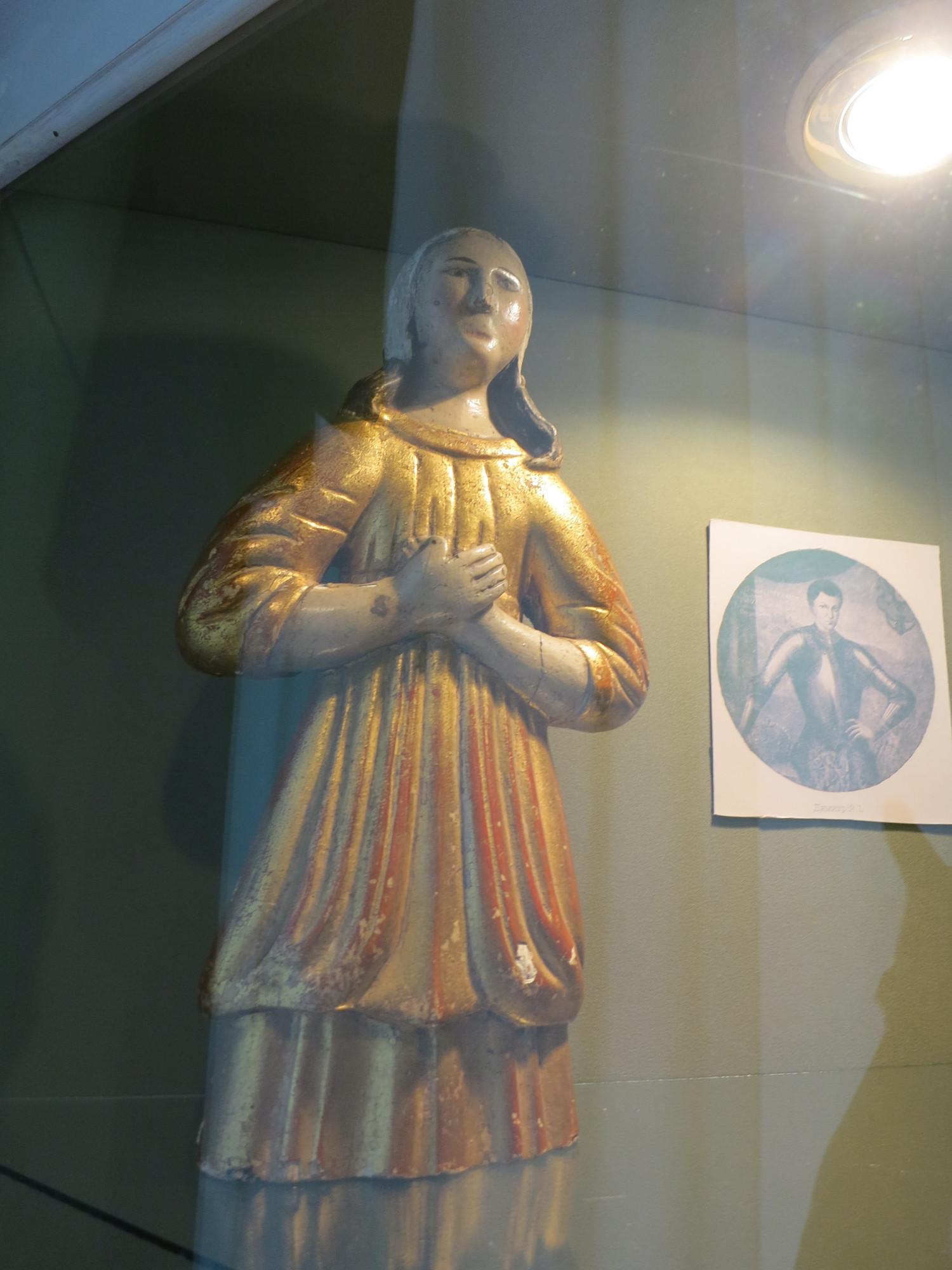 Знаменитые древности, ради которых я в Тотьму и ездила.