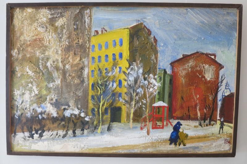 В.В. Громов, 1930 г.р.