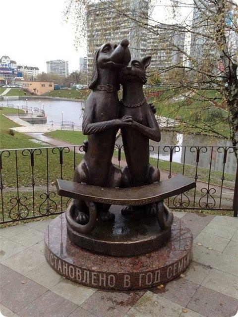 памятники в оренбурге на степана разина