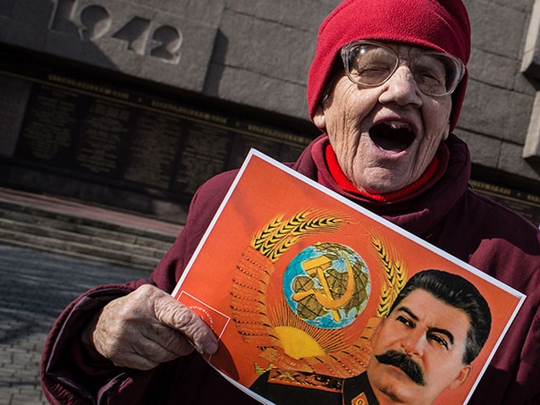 Сталина не повесишь