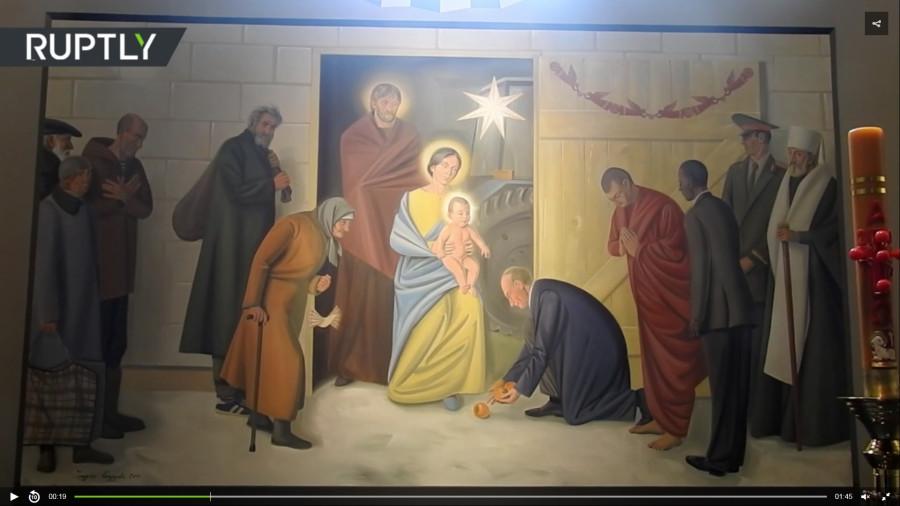Католический треш
