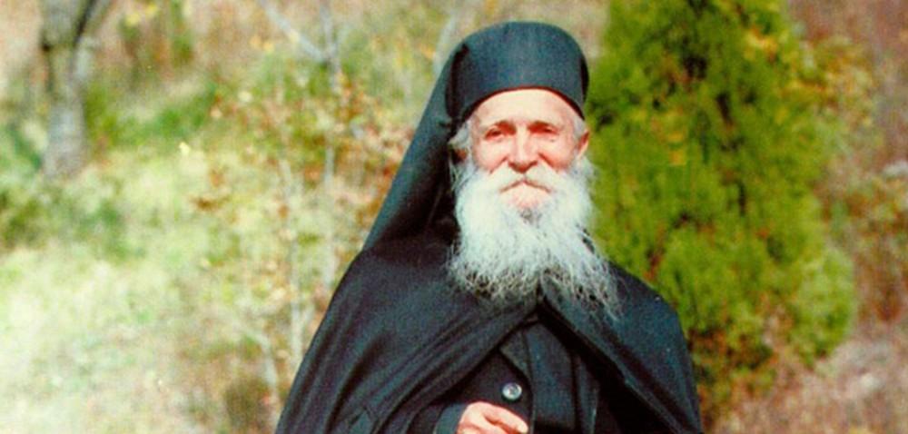 Старец Фаддей Витовницкий, улыбка, православие