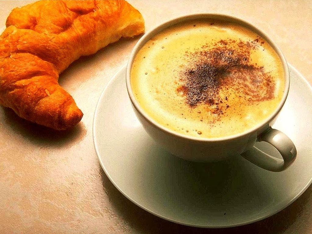 Подвешенный кофе.