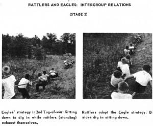 Эксперимент М. Шерифа (1954 г.)