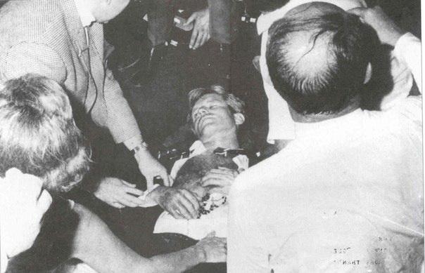 Почему убили Кеннеди