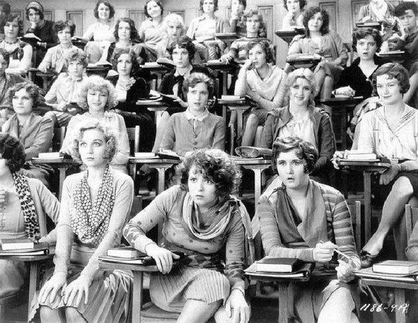 На лекции по Сексологии, 1929 г.