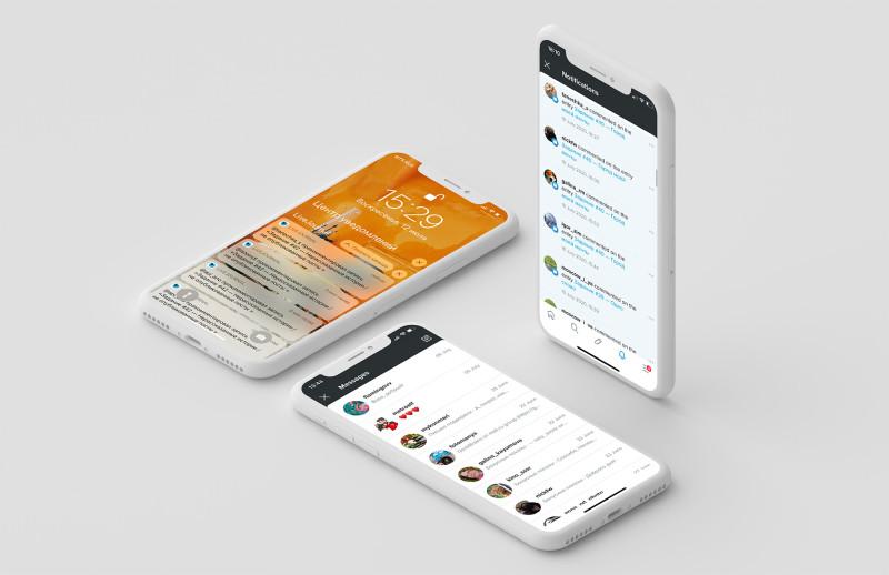 Новое мобильное приложение Живого Журнала: личные сообщения и быстрые уведомления