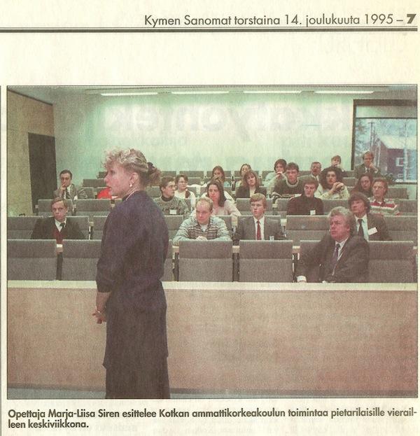 Kymen 1995