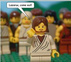 Lazarus Brick Testament