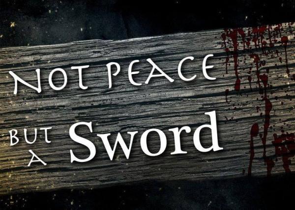 Sword.not peace