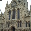 link to photo of York Minster