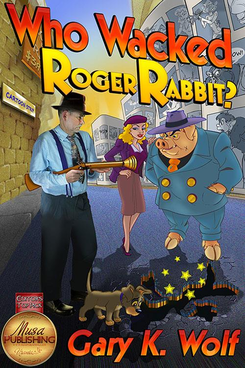 who wacked roger rabbit cover
