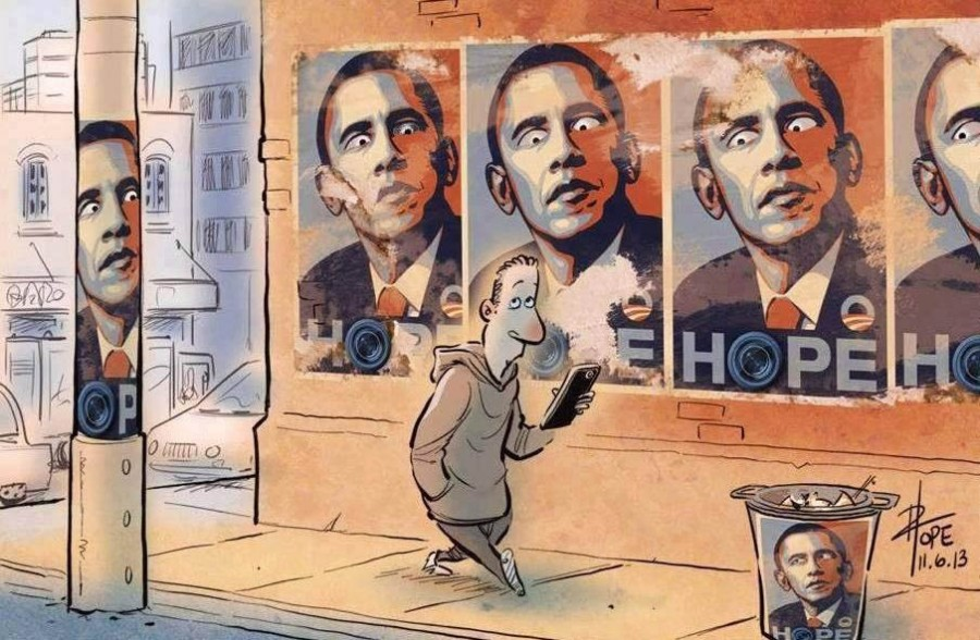 прослушка АНБ скандал