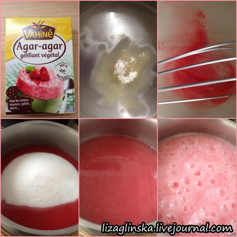 Зефир на агар агаре в домашних условиях рецепт