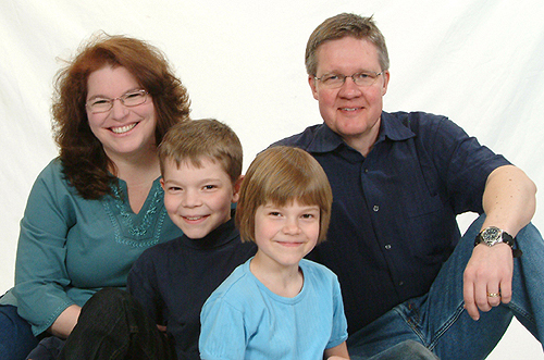 Ek Family, April 2007