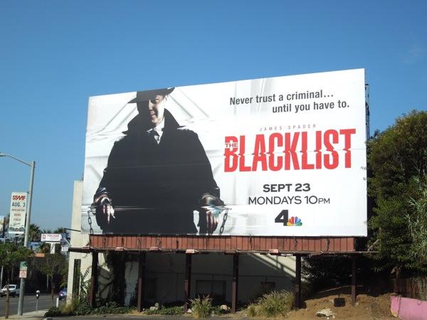 blacklist season1 billboard