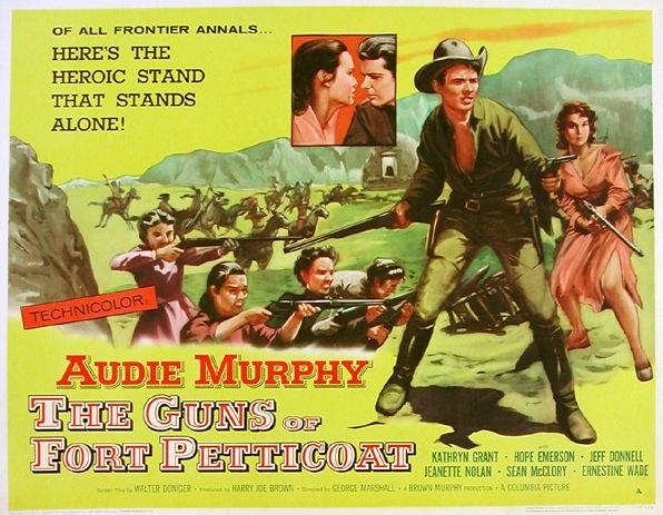Guns Of Fort Petticoat