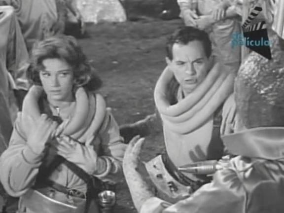 кадр из фильма Conquistador de la luna