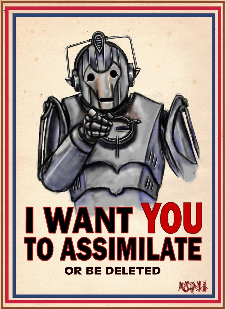 cyberman small