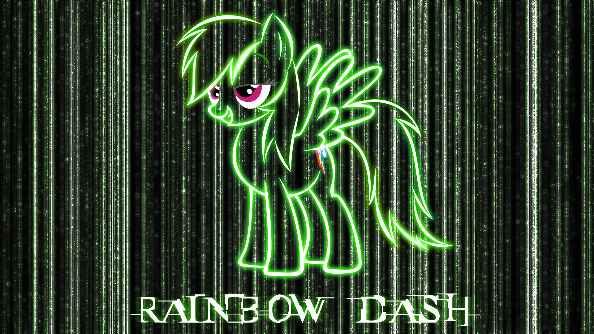 rainbow_dash_matrix_style_wallpaper_by_bluedragonhans-d4kiwjb