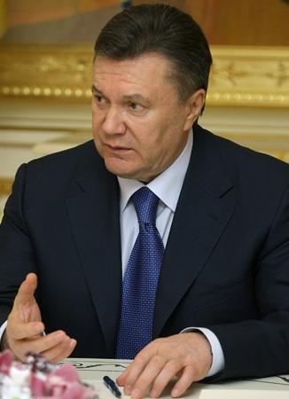 Виктор Янукович, майдан