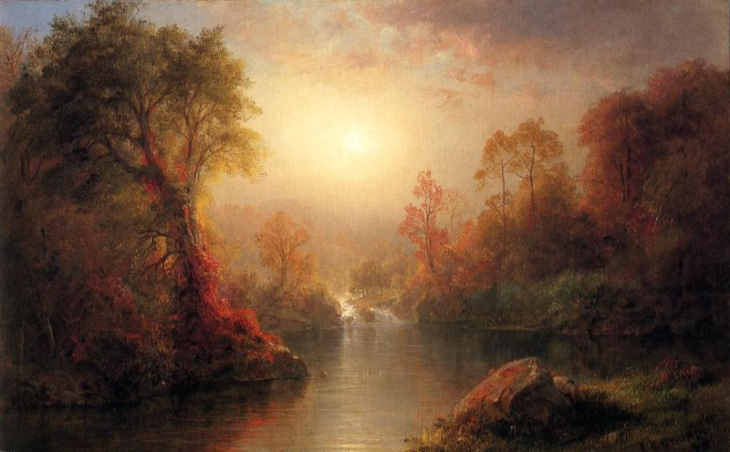 Осенью. 1875