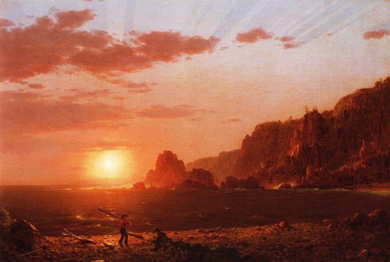 Остров Grand Manan