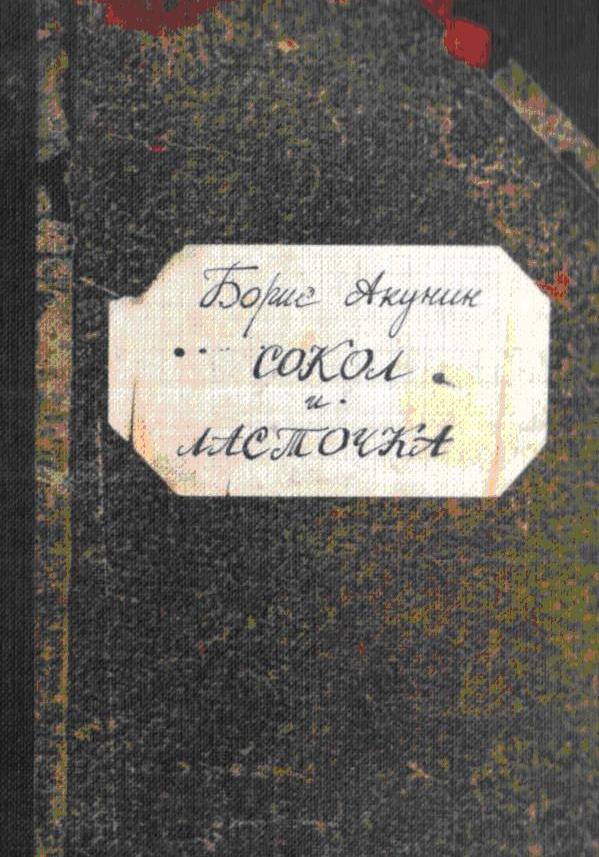 Акунин Б. Сокол и Ласточка