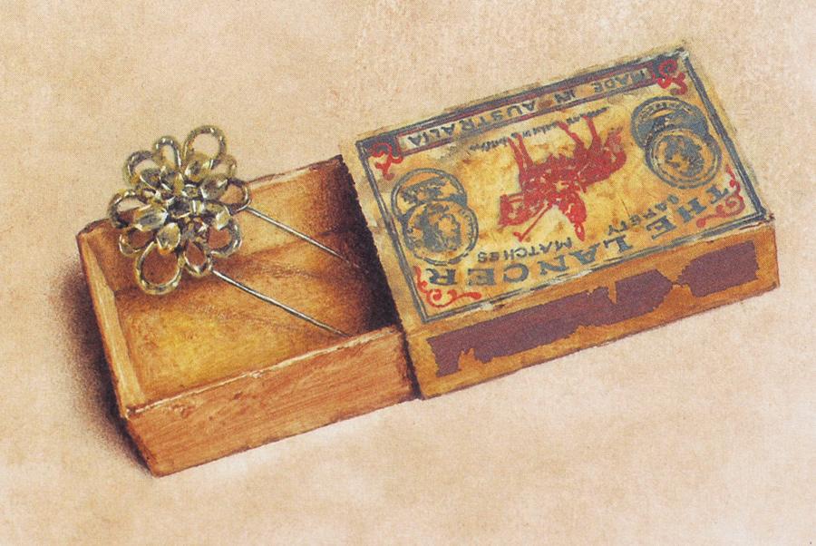 «Дневник из спичечных коробок», Натали Ратковски