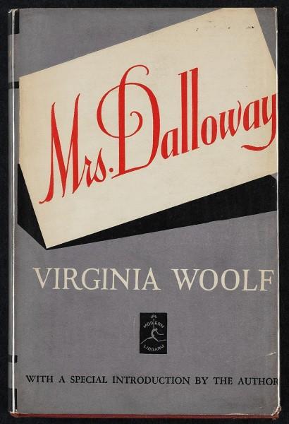 Вирджиния Вулф. Миссис Дэллоуэй