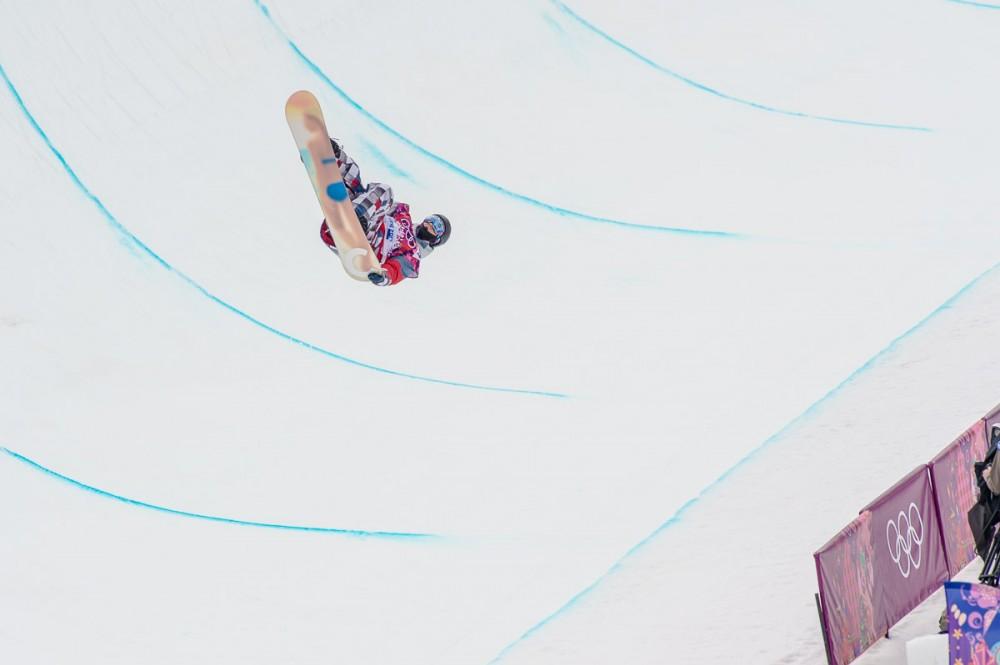Кирилл Кмрихин, Олимпиада, сноуборд