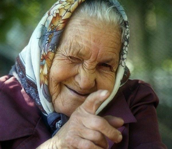 Бабушка божий одуванчик
