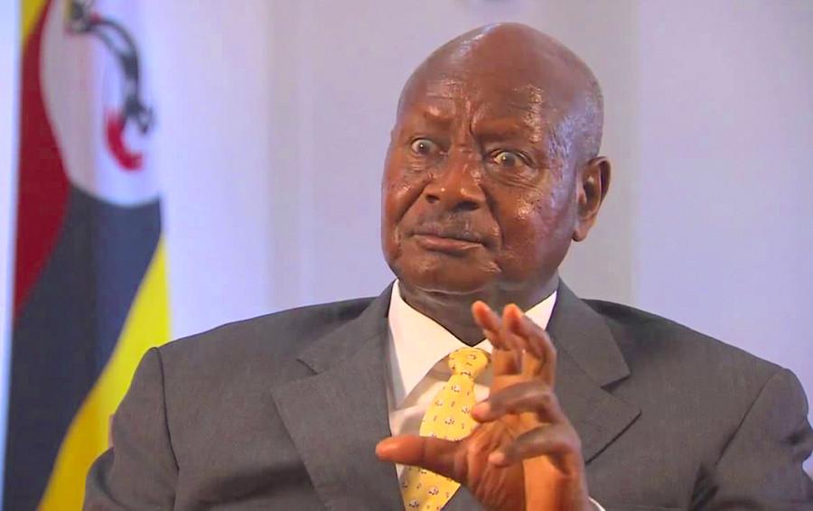 Йовери Мусевени